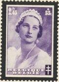 Belgium 1935 Queen Astrid Memorial Issue h