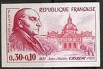 France 1960 Surtax for the Red Cross j
