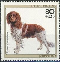 Germany-Unified 1995 Dogs a