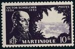 Martinique 1945 Victor Schoelcher q
