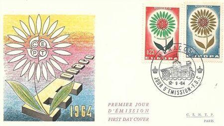 Monaco 1964 Europa i