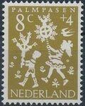 Netherlands 1961 Child Welfare Surtax c