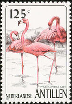 Netherlands Antilles 1997 Birds h