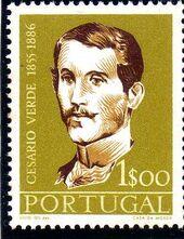 Portugal 1957 Cesário Verde a