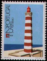 Portugal 1987 Lighthouses and International Stamp exhibition CAPEX 87 a