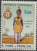 St Thomas and Prince 1965 Military Uniforms g