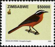 Zimbabwe 2005 Birds from Zimbabwe i