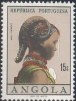 Angola 1961 Native Women from Angola n