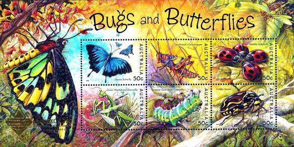 Australia 2003 Bugs and Butterflies j