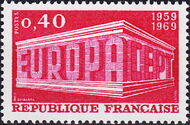 France 1969 EUROPA a