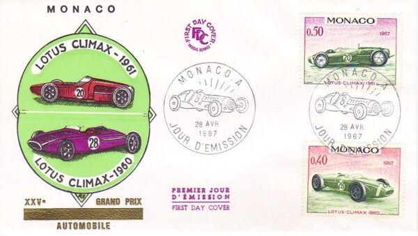 Monaco 1967 Automobiles s