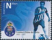 Portugal 2005 Centennial football clubs a