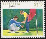 Australia 1989 Sports (1st Serie) h