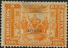 Azores 1894 500th Anniversary of Prince Henry a