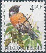 Belgium 1990 Birds (C) a