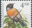 Belgium 1990 Birds (C)