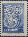 Bolivia 1950 75th Anniversary of the UPU a.jpg