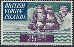 British Virgin Islands 1970 Ships k