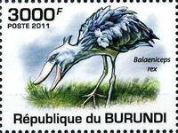 Burundi 2011 Birds of Burundi d