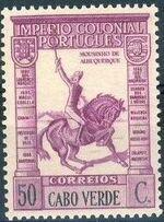 Cape Verde 1938 Portuguese Colonial Empire i