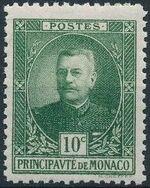 Monaco 1924 Prince Louis II a