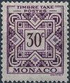 Monaco 1946 Postage Due Stamps b.jpg