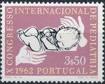 Portugal 1962 10th International Congress of Pediatrics d