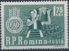 "Romania 1963 FAO ""Freedom from Hunger"" Campaign d"