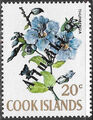 Aitutaki 1972 Flowers from Cook Islands Overprinted AITUTAKI g.jpg