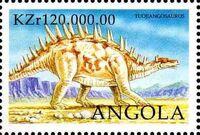 Angola 1998 Prehistoric Animals (3rd Group) g