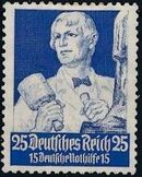 Germany-Third Reich 1934 Professions h
