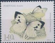Madeira 1997 Insects from Madeira Island (1st Issue) d