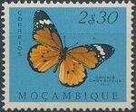 Mozambique 1953 Butterflies and Moths k