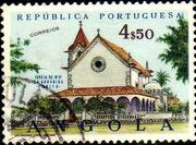 Angola 1963 Churches m