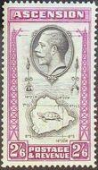 Ascension 1934 George V and Sights of Ascension i