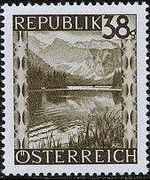 Austria 1946 Landscapes (II) j