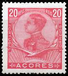 Azores 1910 D. Manuel II e
