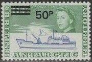 British Antarctic Territory 1971 Definitives Decimal Currency n