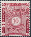 French Somali Coast 1915 Postage Due Stamps b