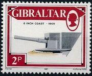 Gibraltar 1987 Guns and Artillery b