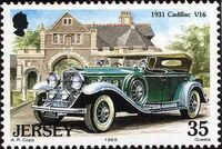 Jersey 1989 Vintage Cars f