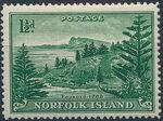 Norfolk Island 1947 Ball Bay - Definitives c