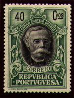 Portugal 1925 Birth Centenary of Camilo Castelo Branco n
