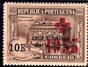 Portugal 1933 Red Cross - 400th Birth Anniversary of Camões f