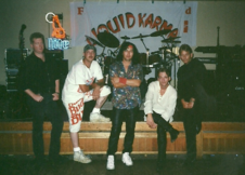 Liquid Karma Band Picture