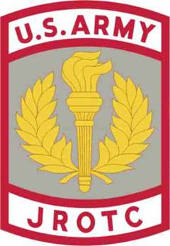 army junior reserve officers training corps jrotc wiki fandom rh jrotc wikia com army rotc logo vector us army jrotc logo