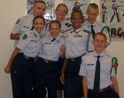 AFJROTC NVHS cadets