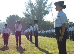 Coast Guard JROTC