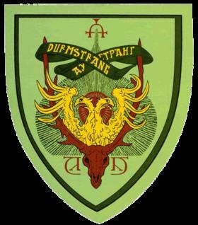 Durmstrang Crest 1