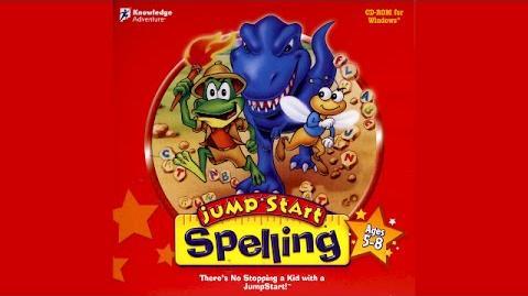 JumpStart Spelling (1998) - Game Intro
